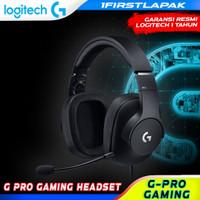 LOGITECH G PRO Gaming Headset Blue Voice Original Head set Gaming Gpro