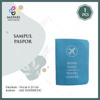 NOMAD ORIGINAL SAMPUL PASSPORT COVER PASPOR ASE SYNTHETIC CASE PASPOR