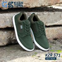 Original Shoes Kuzatura Sepatu Sneakers Pria Murah Keren KZR 571