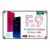 OPPO F9 RAM 6GB/64GB