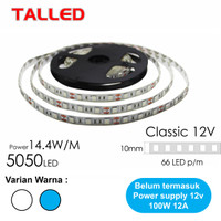Lampu LED Strip Mata Besar 5050 12V TALLED