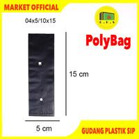 Plastik Polybag Tanaman 15x10 cm (isi 500 pcs)