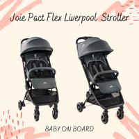 STROLLER BABY JOIE LIVERPOOL PACT FLEX