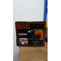 Mesin bor 13mm hammer drill Black & Decker HD555
