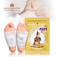 Gold Princess Royal Detoxification Masker Detox Kaki Foot Patch - Original