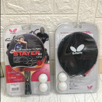 Bet Pingpong / Bat Tenis Meja Butterfly - Stayer 101