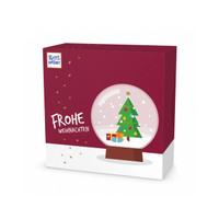 Coklat RITTER SPORT Limited Edition - Christmas Mix isi 187gram - Tree