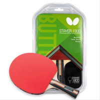 Hot Sale Bat-Bad-Bet Pingpong Tenis Meja Butterfly Stayer 1800