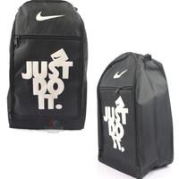 Tas Sepatu Olahraga Futsal Basket dll - NIKE