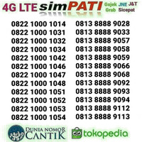 Nomor Cantik Simpati 4G