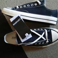 sepatu converse 70s low black