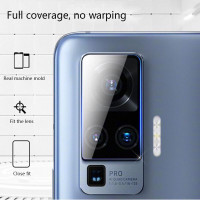 VIVO X50 PRO TEMPERED GLASS SCREEN CAMERA LENS PROTECTOR COVER BENING