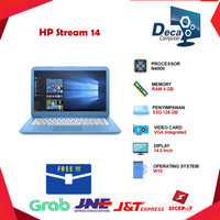 Laptop HP Stream 14 N4000 4GB 128SSD 14.0 W10
