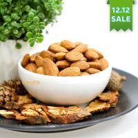 Kacang Almond Roasted Kupas 500 gr Original Premium Healthy Food