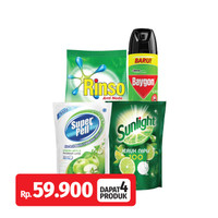 PAKET CLEANING LIVE STREAMING