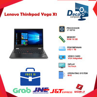 Lenovo Thinkpad Yoga X1 Carbon GEN5 2in1 Touch i7 10710 16GB 1TBssd