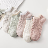 K23 Kaos Kaki Anak Perempuan Ladies Socks Cotton japan Fit Siize 33-37