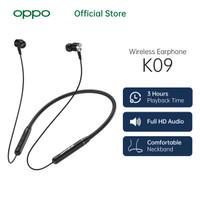 OASE Sport Wireless Earphone K09 [Full HD Audio, Comfortable Neckband]