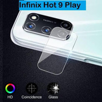 INFINIX HOT 9 PLAY X680 TEMPERED GLASS CAMERA LENS GUARD BENING KAMERA
