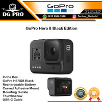 GoPro HERO8 Black ORIGINAL - GoPro HERO 8 Go Pro Action Cam
