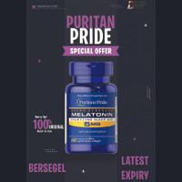 Puritan Pride Extra Strength Melatonin 5 mg - 60 Tablets