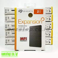 Seagate Expansion 2TB Harddisk Portable USB 3.0