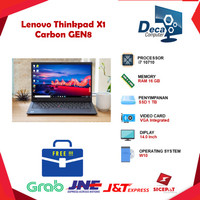 Laptop Lenovo Thinkpad X1 Carbon i7 10710 16GB 1TBssd 14.0FHD