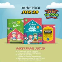 Buku Anak 30 Hari Hafal Juz 29