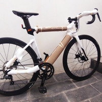 JAVA SILURO 3 ROAD BIKE 18 SPEED RACING BICYCLE