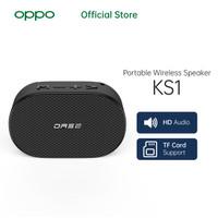OASE Portable Wireless Speaker KS1 [Full HD Audio, TF Card Plug-in]