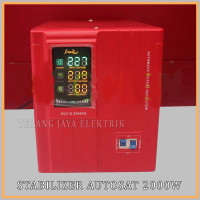 Stavol/Stabilizer/Automatic Voltage Regulator Digital AUTOSAT 2000W