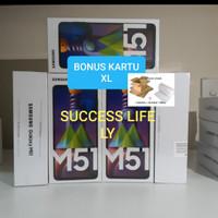 Samsung Galaxy M51 [8/128GB] Garansi Resmi Sein