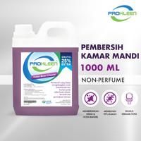 [BUNDLE] Pembersih TOILET BOWL CLEANER PROKLEEN 800mL+25% - 2pcs