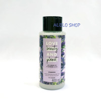 Love planet beauty vegan shampoo 400ml argan lavender shampo smooth