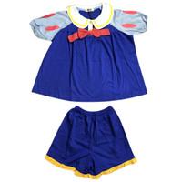 Snowhite Pajamas Set / Baju tidur anak Perempuan - MOEJOE