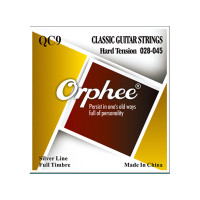 Orphee QC9 28-45 Senar Gitar Klasik Nylon Hard Tension