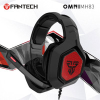 Headset Gaming Fantech OMNI Mh83 Headphone Gaming Fantech Original