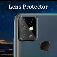 Tempered Glass Camera INFINIX HOT 10 Screen Camera Protector Samsung