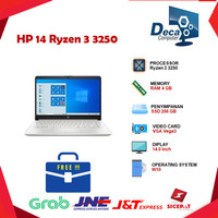 Laptop HP 14 Ryzen 3 3250 4GB512GB SSD Vega3 14.0 W10