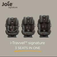 Baby Carseat Joie i-travvel Signature Jok Mobil Kursi Mobil Bayi