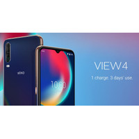 Wiko View 4 3/64 GB Garansi Resmi