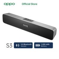 OASE Bluetooth Speaker S3 [Long Lasting Battery, Clear Audio]