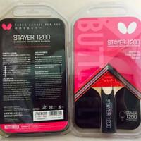 Bat-Bet-Bad Pingpong Tenis Meja Butterfly Stayer 1200 Murah Hot Sale