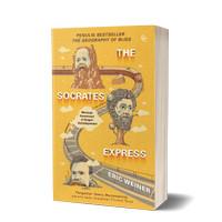 Buku The Socrates Express - Eric Weiner