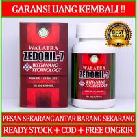 WALATRA Zedoril-7, Obat Original 100% Obat Kangker