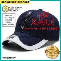 Topi Baseball Import NY New York Outdoor Snapback Premium Quality MBL