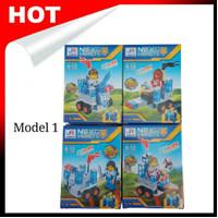 mainan lego NEXO KNIGHT 1 set 6 pcs No. SL8939
