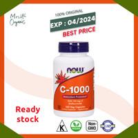Now Foods, C-1000, 100 Veg Capsules