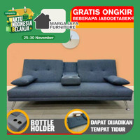 Kursi sofa bed Minimalis DHEBI