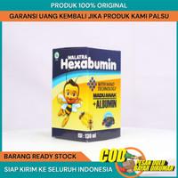 Walatra Hexabumin - Madu +Albumin Vitamin Untuk Tumbuh Kembang Anak